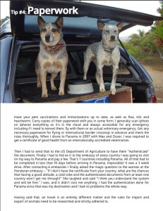 Happy Tails book page sample