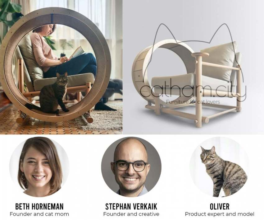 The Loveseat and its creators