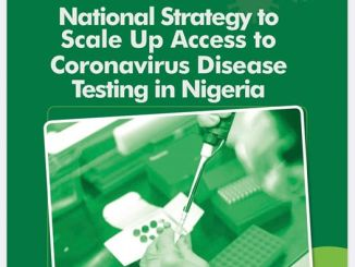 NCDC Anounces they would Expanding on thier COVID19 Testing Capacity Using Gene-Xpert machines,