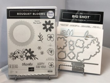 Die Bundle: Bouquet Blooms