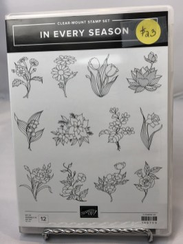 Stamp Set: In Every Season