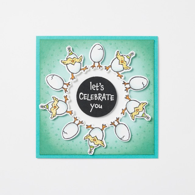 Hey Chick Promotion, Susan Levasseur, WOW NOLA Creations, Stampin' Up!