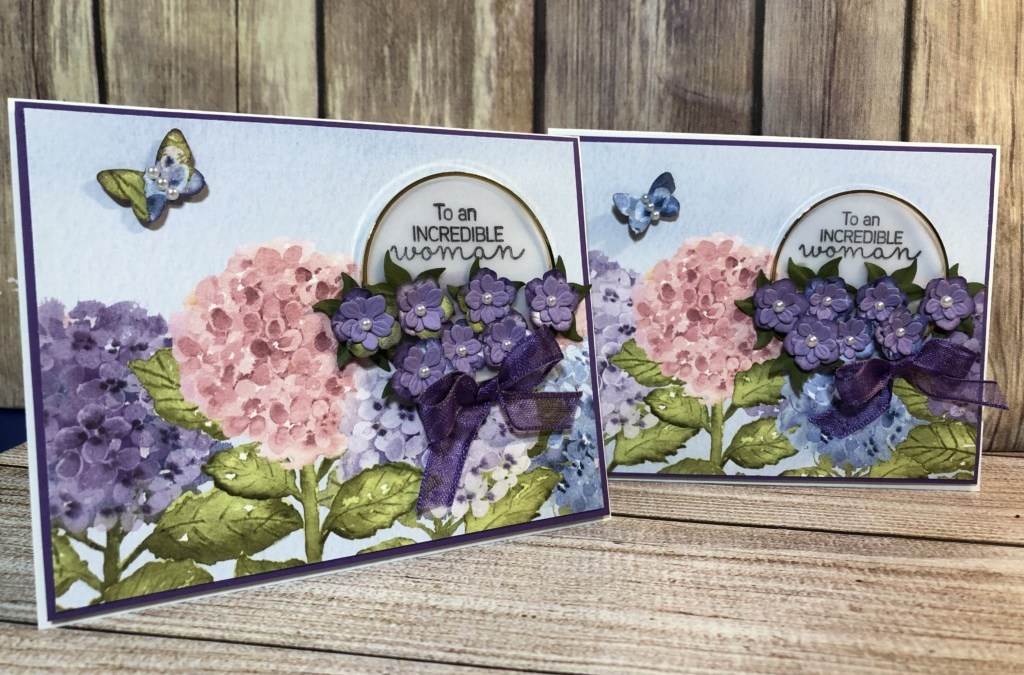 Mixing it up with Hydrangea Haven