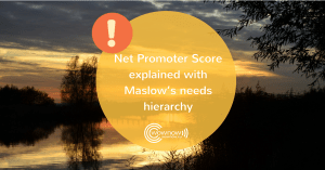 Net-Promoter-Score-explained-with-Maslows-needs-hierarchy
