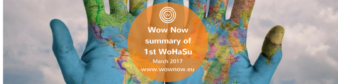 Wow Now Summary of 1st WoHaSu – March, 2017