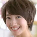 波瑠 歯が大きい意外すぎる理由浮上!!可愛いショートの髪型特集!!