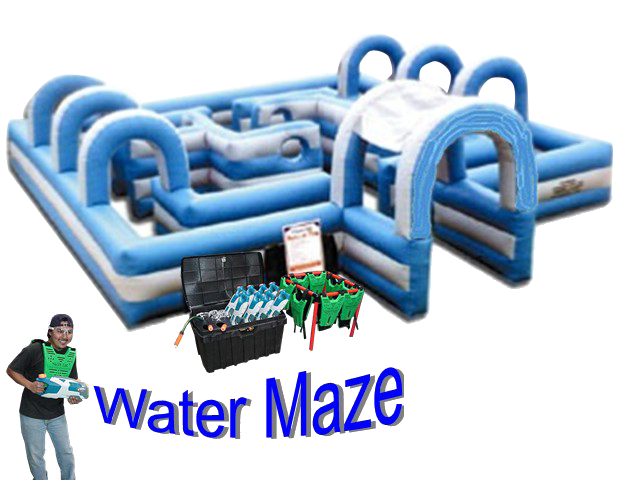 WaterTag  Wow Party Rentals