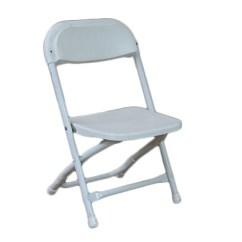 Plastic Kid Chairs Ergonomic Chair Guidelines White Folding Wow Party Rentals