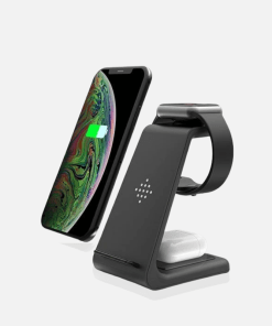 Wow Portable 3 and 1 samsung wireless charger iphone wireless charger wireless charging pad iphone 8 wireless chargin wireless phone charger wireless charger