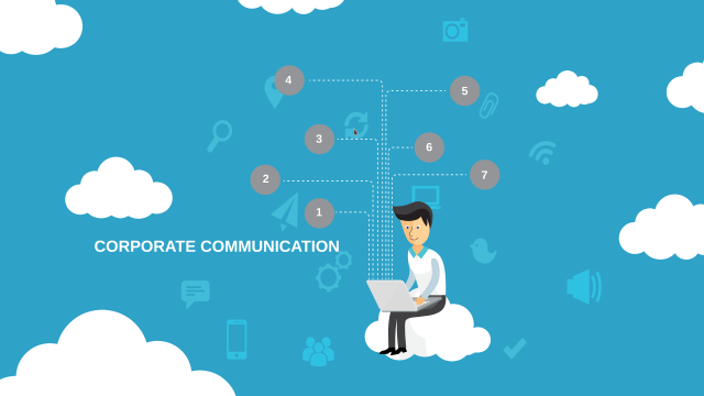 Prezi Classic Template for Corporate Communication