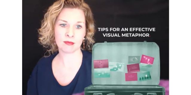Effective Visual Metaphor