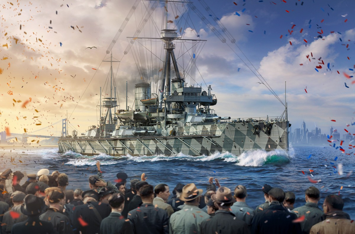 Hms Dreadnought First And Foremost World Of Warships