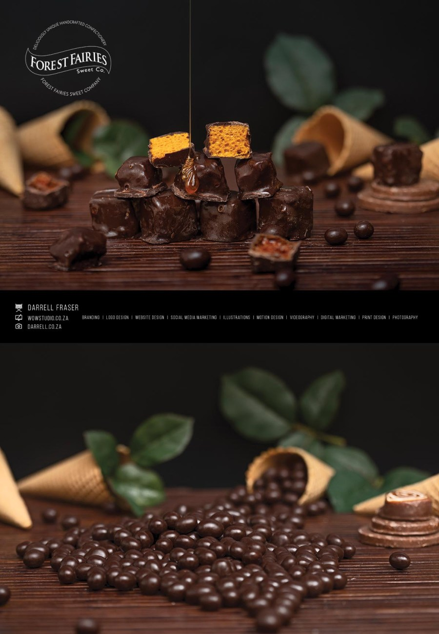 WOW Creative Design Studio Product Photography and Branding