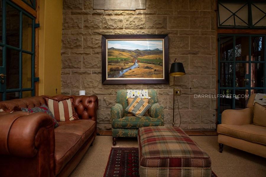 Darrell Fraser De Hoek Country Estate Interior Photography