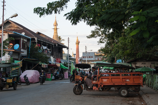 Katha, Birmania del Nord