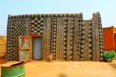 Tiébélé village - in Burkina Faso (10)