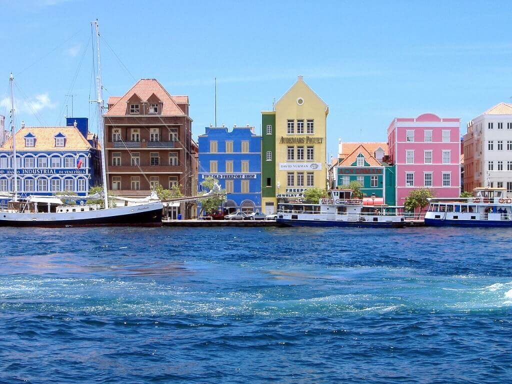 14 Willemstad, Curacao, Caribbean