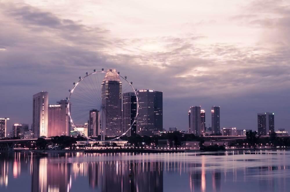 2. Singapore Flyer (Singapore) - Source: Flicker/Ezekiel Koh