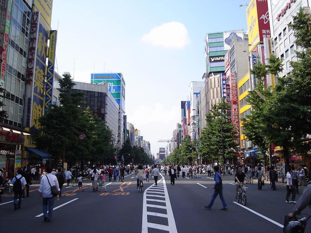 Akihabara District, Tokyo - by Joe Jones:Flickr