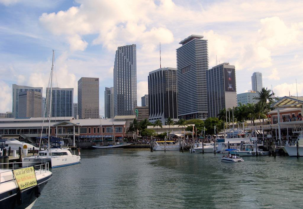 Bayside Marketplace, Miami - by Jared:Flickr