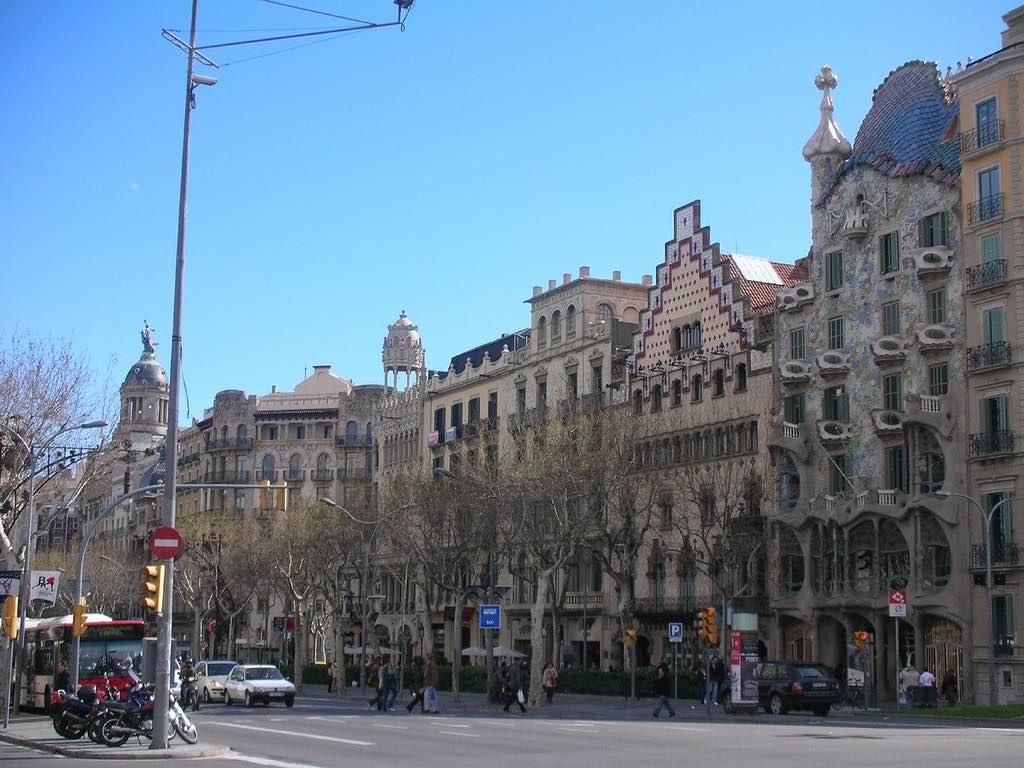Casa Batlló, Barcelona - by Richie Diesterheft:Flicker