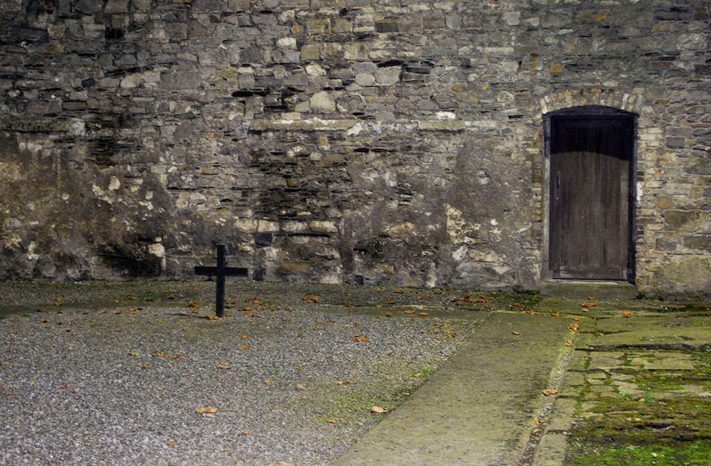 Kilmainham Gaol execution site, Dublin - by Laura Bittner:Flickr