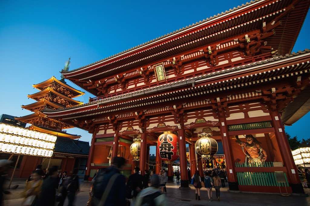 Sensoji Temple, Tokyo - by chee.hong:Flickr