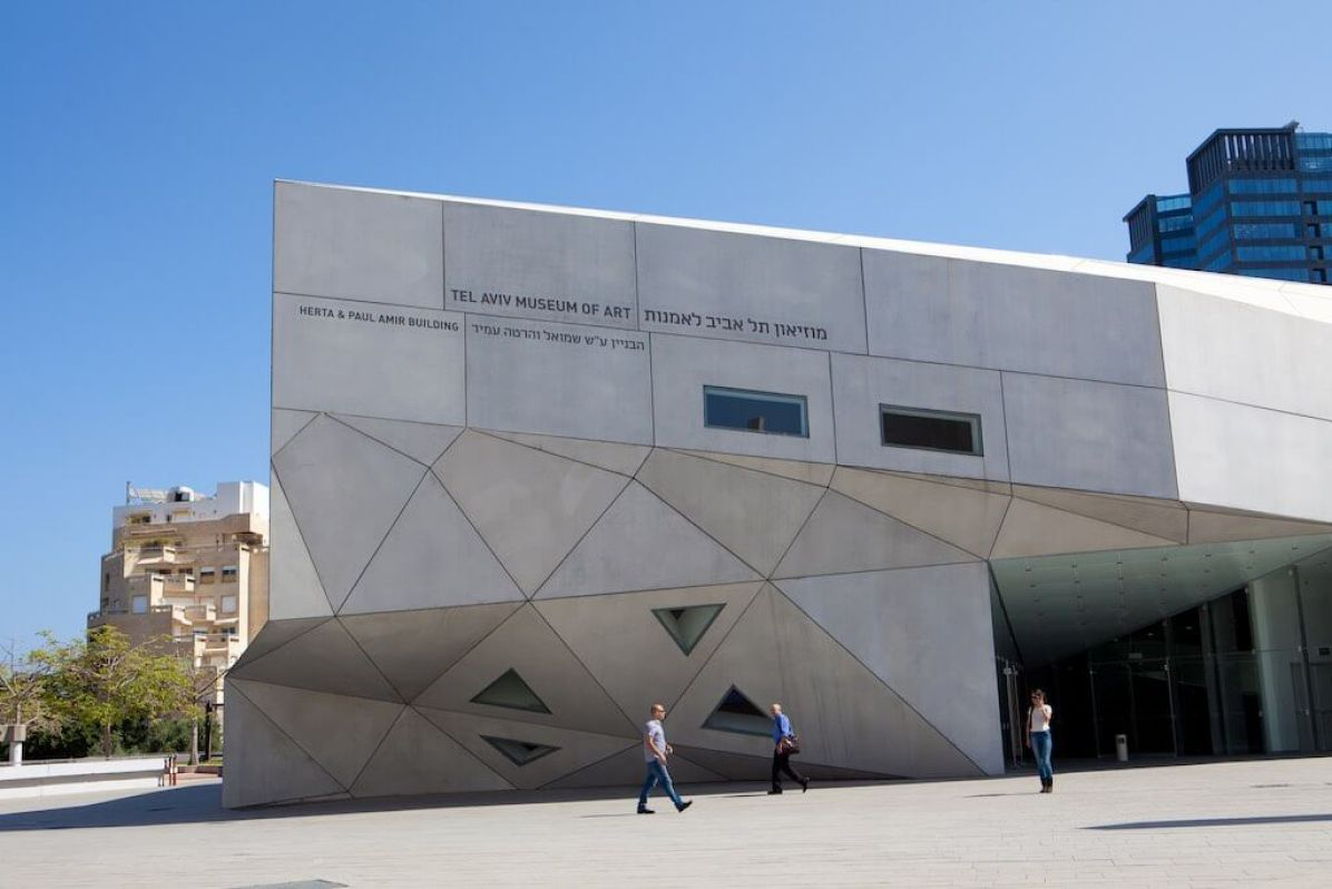 Tel Aviv Museum of Art - by Dana Friedlander through - Photo Gallery Israeli Ministry of Tourism - Israel_photo_gallery:Flickr