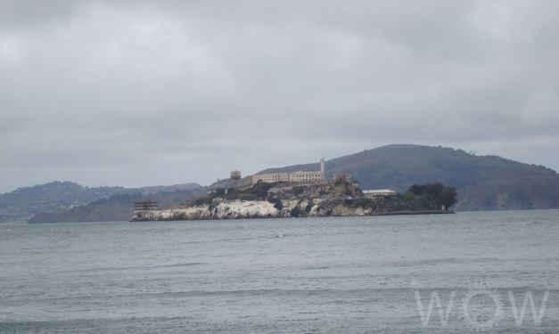 Alcatraz, San Francisco - by WOW Travel