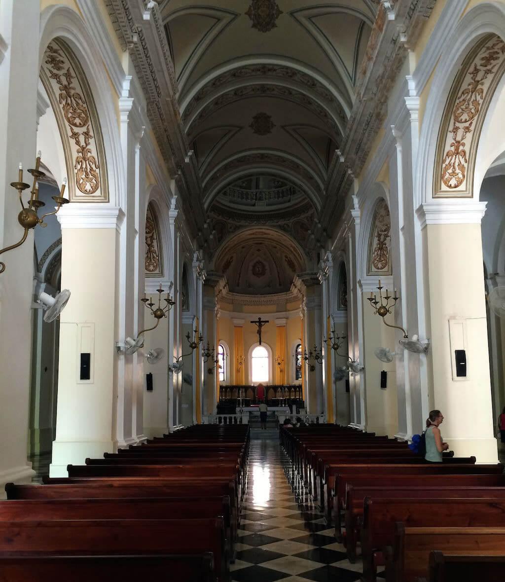 Catedral de San Juan Bautista, Puerto Rico - by jared422_80:Flickr