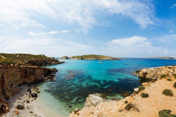 Comino, Malta - by Flavio Ensiki:Flickr