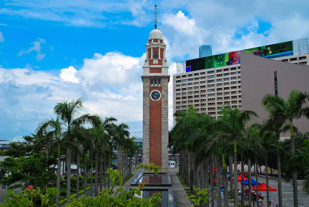 The Clock Tower, Hong Kong - by Gonzalo Pindea Zuniga - gonzo.pz:Flickr