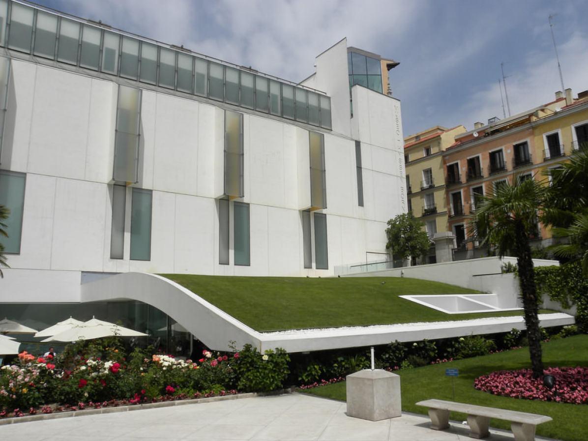 The Thyssen-Bornemisza Museum, Madrid - by JasonParis:Flickr