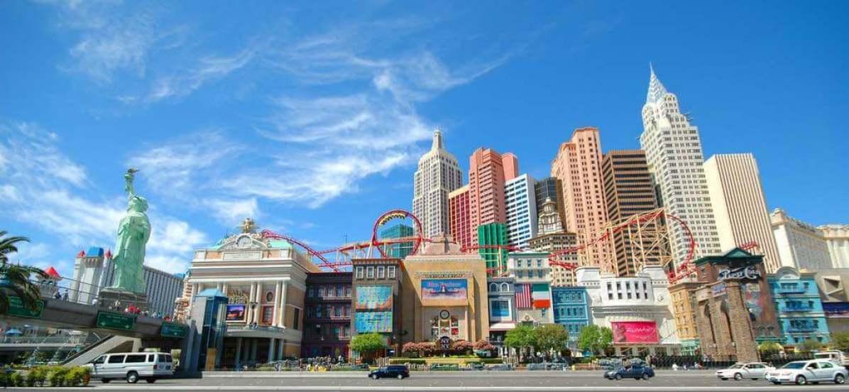 Top 10 gambling cities us