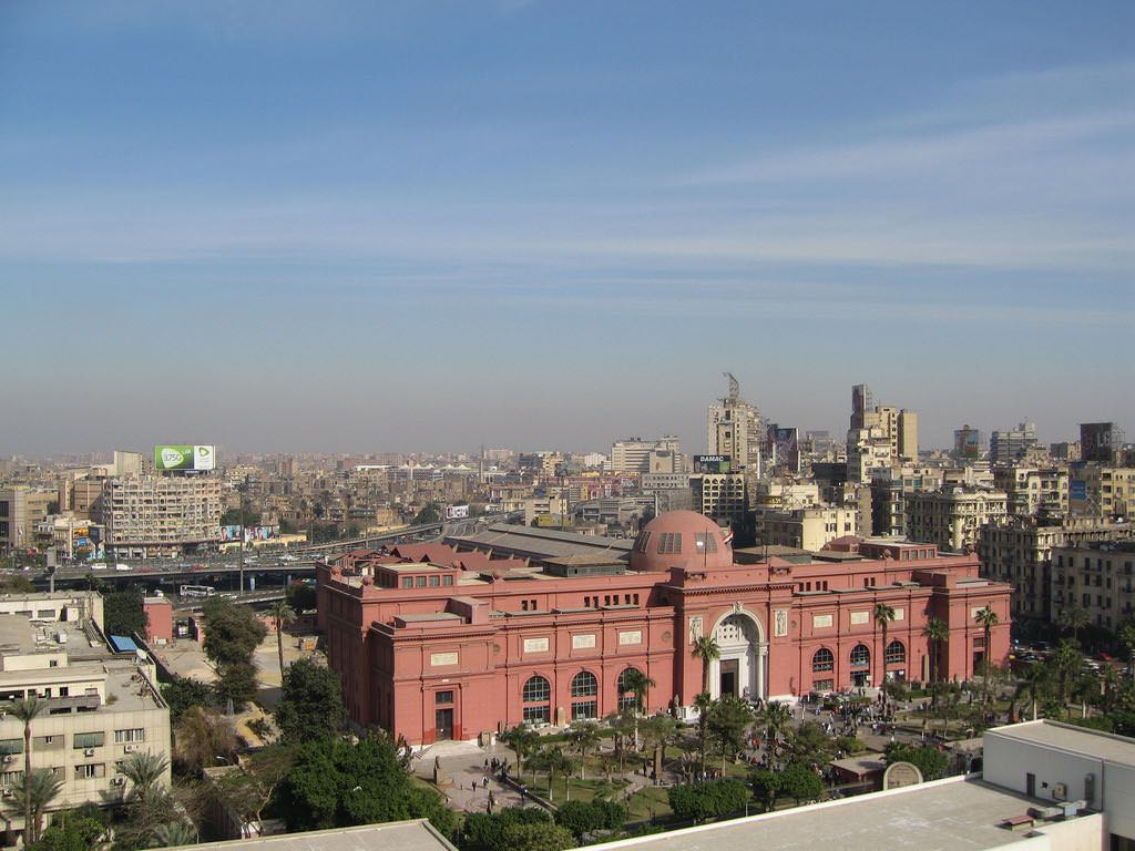 Egyptian Museum, Cairo - by V Manninen - vipeldo:Flickr