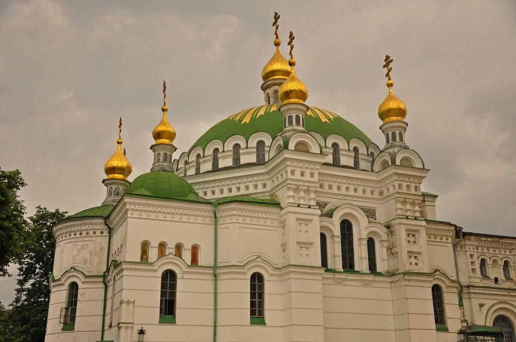 Kiev Monastery of the Caves - by Jennifer Boyer - Anosmia:Flickr
