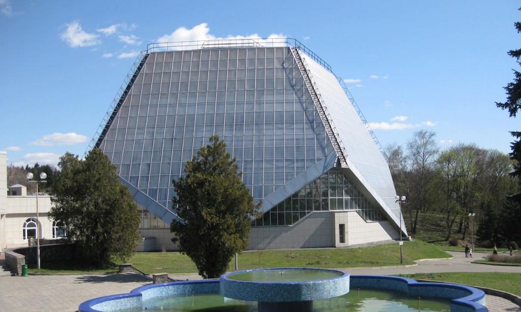 M.M. Gryshko Central Botanical Garden, Kiev
