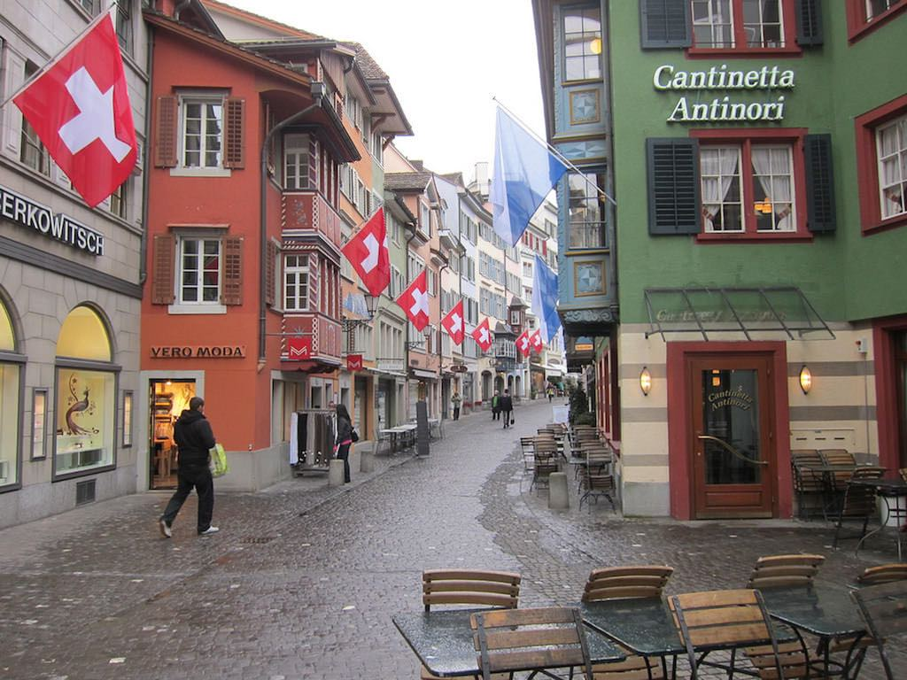 Oldtown Altstadt, Zurich - by Jay Cross:Flickr