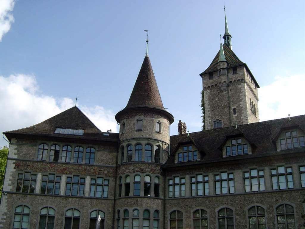 Swiss National Museum, Zurich - by Juan Manuel Caicedo Carvajal - cavorite:Flickr