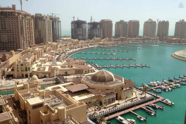 The Pearl, Doha - by Aleksandr:Airbnb
