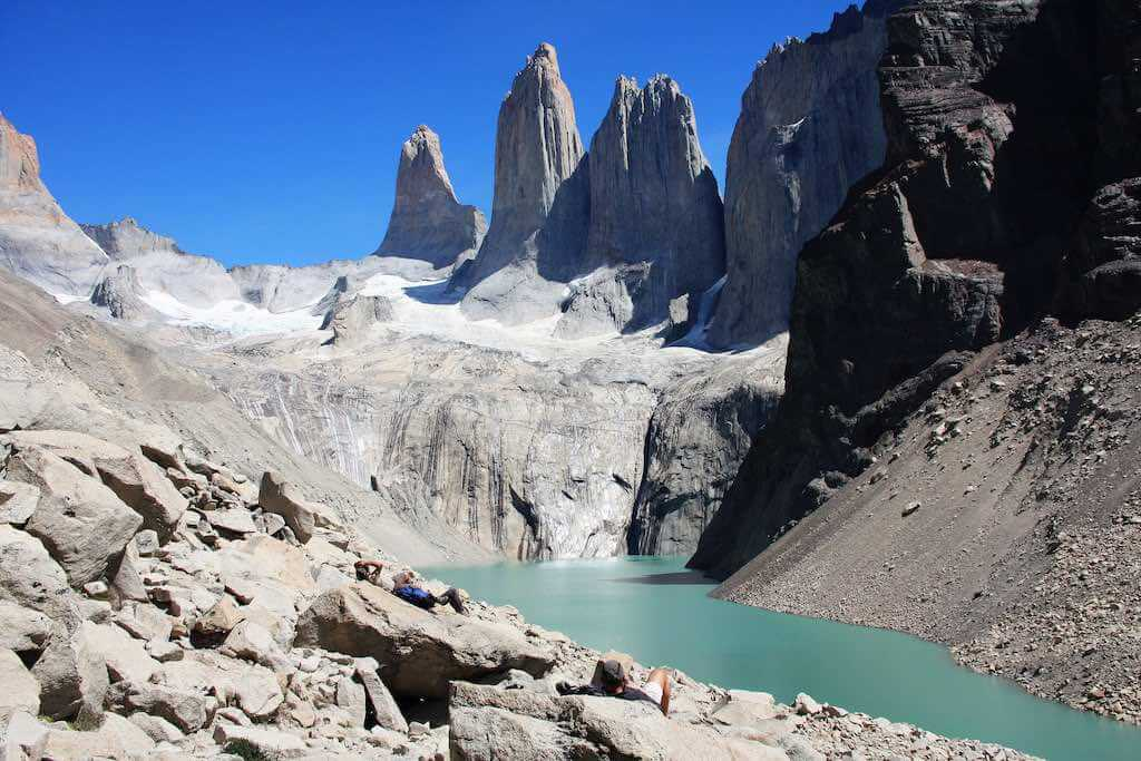 Torres del Paine, Chile - by Lisa Weichel - lisa_aw:Flickr