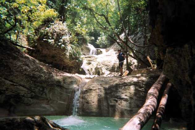 27 Waterfalls, Puerto Plata - by Brent - Stupid Dingo:Flickr