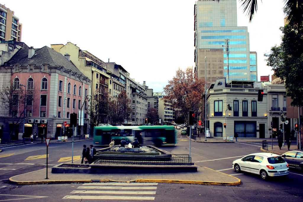 Barrio Lastarria, Santiago - by Alexander Fns - alxfns:Flickr