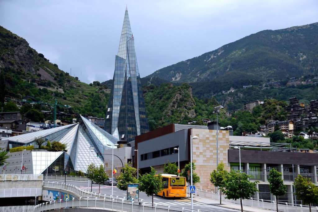 Caldea Thermal Spa, Andorra - by Roger Vivé :Flickr