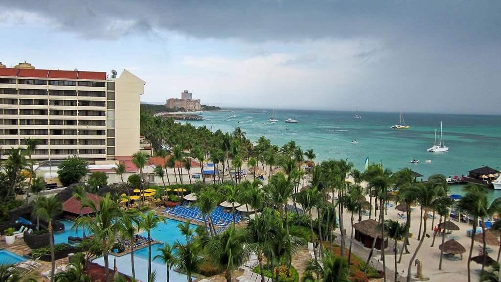 Palm Beach, Aruba - by photorolandi:Flickr