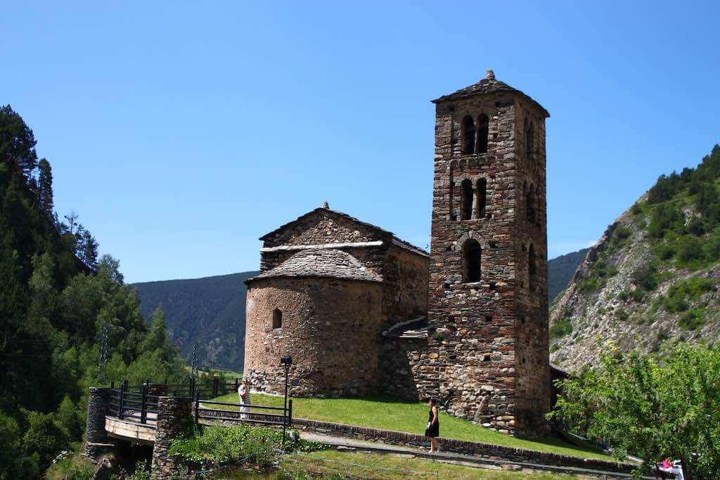 Sant Joan de Caselles, Andorra - by kristobalite:Flickr