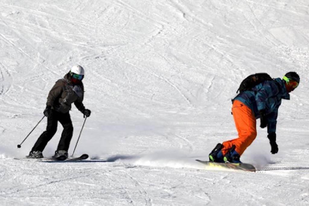 Sochi - Skiing