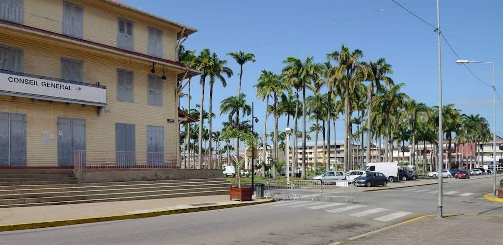 Cayenne, French Guiana - by Cayambe:Wikimedia