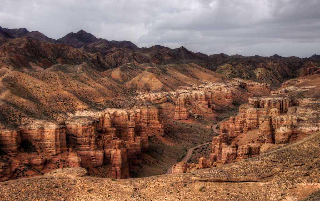 Charyn Canyon, Kazakhstan - by mariusz kluzniak:Flickr