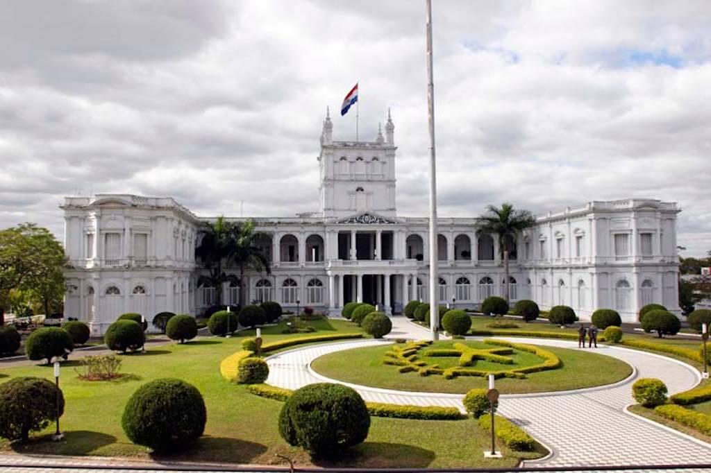 Palacio de López, Paraguay - by michele molinari - micmol/Flickr